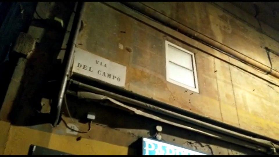Genova - Via del campo